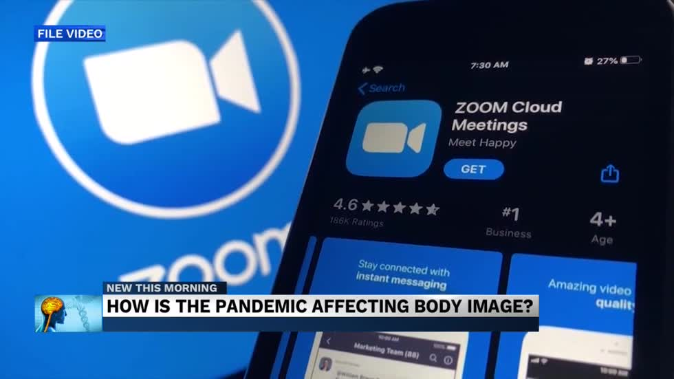 Negative body image concerns increase as pandemic creates 'virtual...